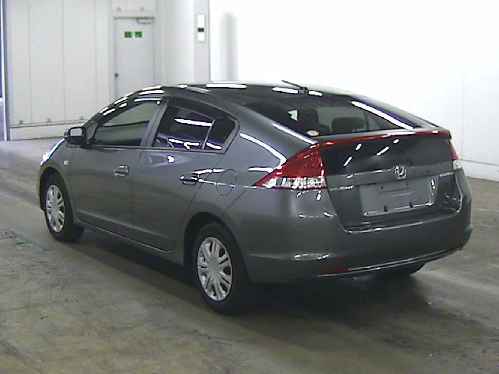 used honda insight by japanese used cars exporter cso japan. Black Bedroom Furniture Sets. Home Design Ideas