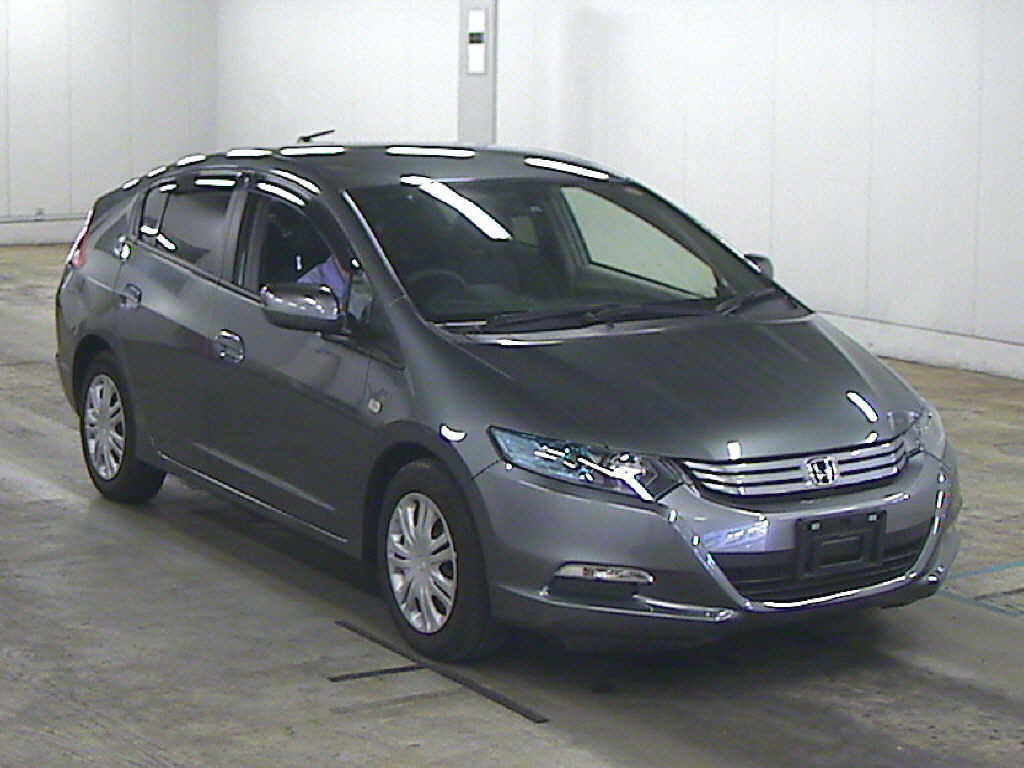 Used Honda Insight Japan Auto Auction