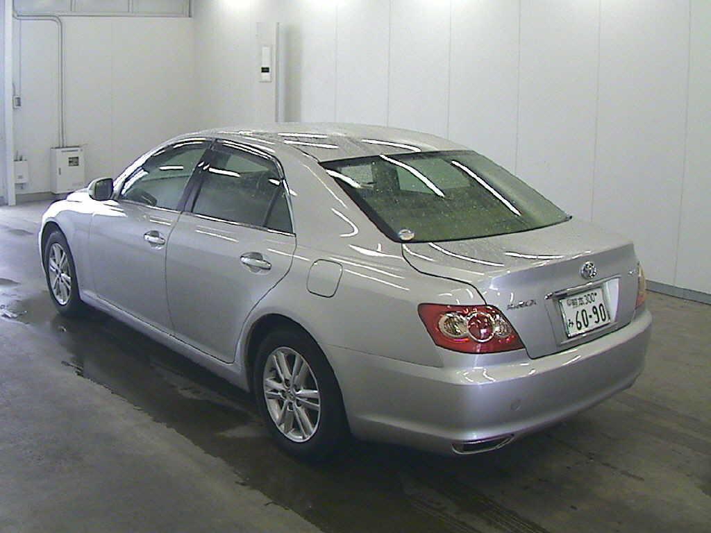 Japan car auction USS Kyushu