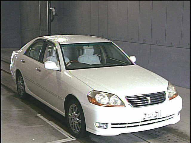Used Toyota Mark II 2004 in Japanese car auction JU Gifu ...