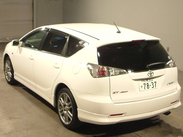 Used Caldina 2007 in Japan car auction