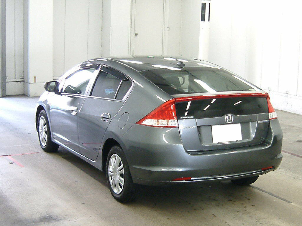 used honda insight 2009 in japanese car auction uss nagoya. Black Bedroom Furniture Sets. Home Design Ideas