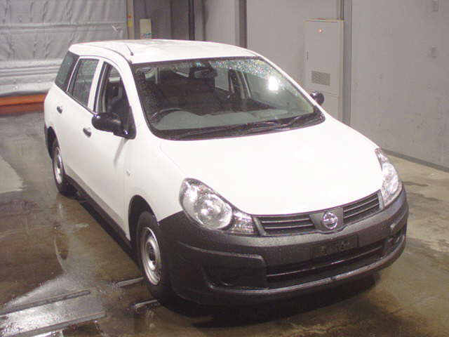 Japanese Car Auction for Nissan AD Van