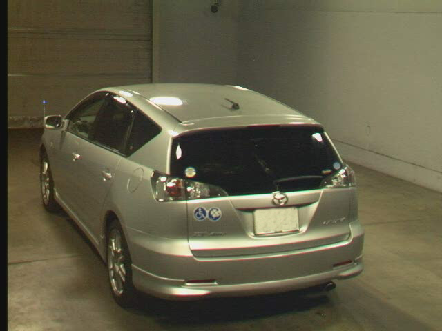 Used Caldina 2006 in Japan car auction