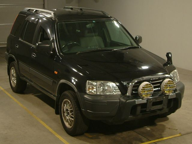 Honda CRV 2009 in Japan auto auction