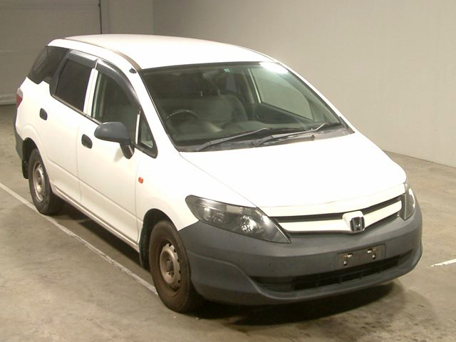 Honda Partner 2007 in Japan car auction