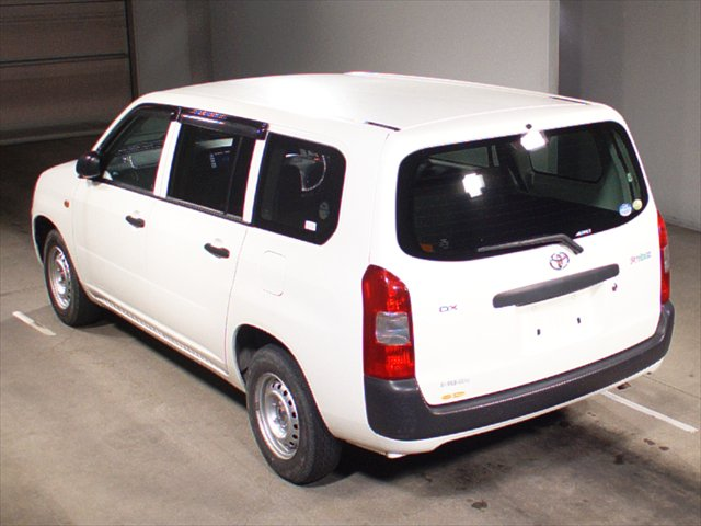 Japanese Toyota Probox