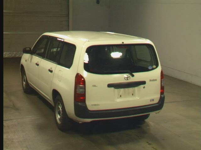 Used Toyota Probox 2007 in Japan car auction
