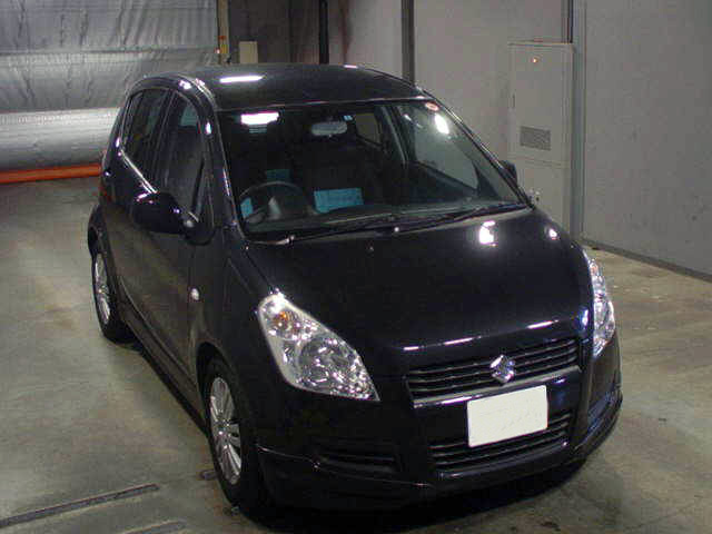 Suzuki Splash 2007 in Japan car auction
