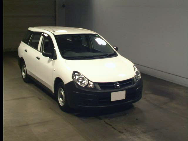 Mazda Familia 2010 in Japan cars auction