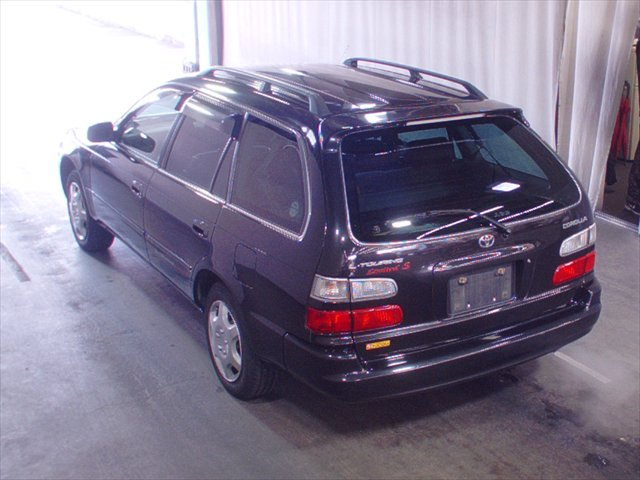 Used Corolla Touring Wagon 2007 in Japan car auction
