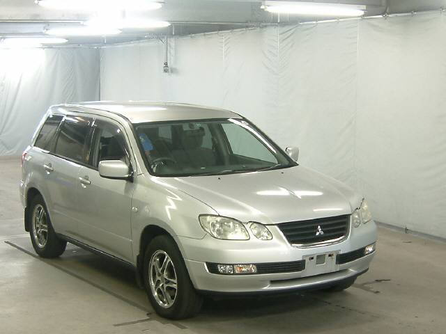 Used Mitsubishi Cars in Japanese car auction