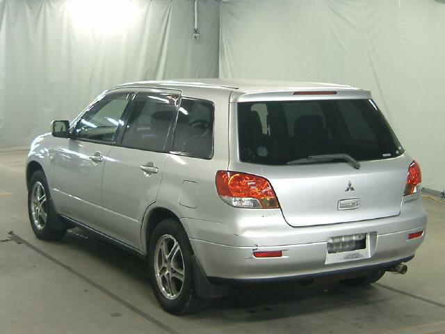 Used Airtrek 2002 in Japan Auto auction
