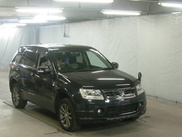 Suzuki Escudo 2008 in Japan cars auction