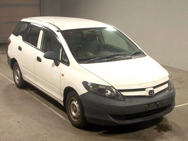Used Honda Cars in Japanese car auction