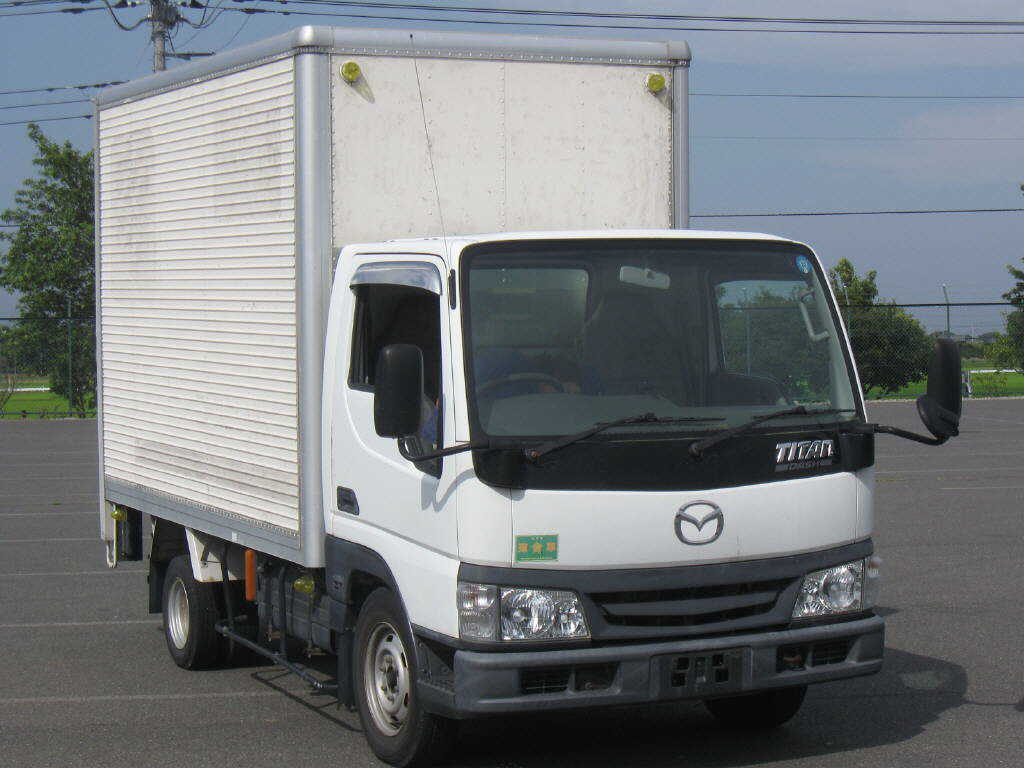 Japanese Used Mazda Titan