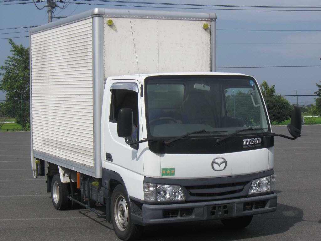 Japanese Used Mazda Titan